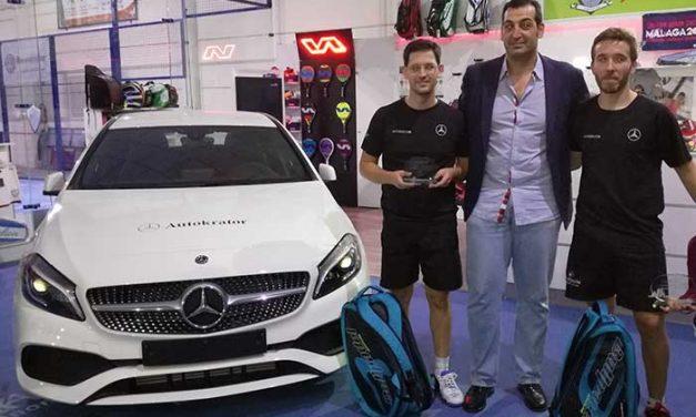 Autokrator Mercedes-Benz + Airbus, lo mejor de cada sector en Illescas