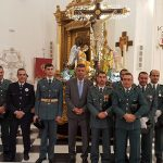 El Ayuntamiento de Bargas acompaña a la Guardia Civil en los actos organizados con motivo de su patrona