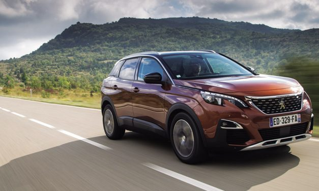 El SUV Peugeot 3008, coche del año en Europa, gana el Red Dot Product Design 2017