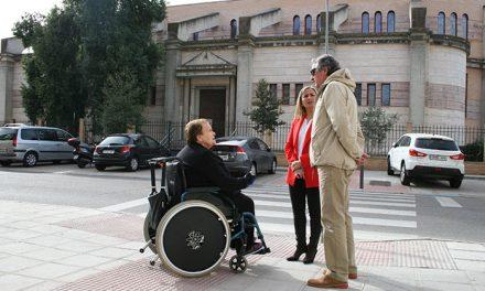 La avenida de los Maestros Espaderos de Santa Teresa mejora su tránsito y accesibilidad tras la actuación del Consistorio