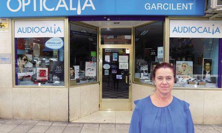 """Opticalia Garcilent: """"Profesionalidad y experiencia en el sector óptico y auditivo"""""""
