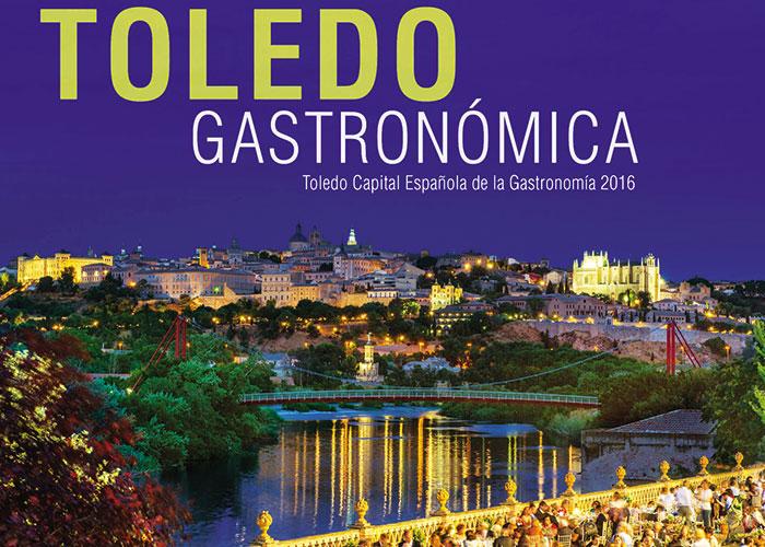 Toledo, destino de turismo gastronómico
