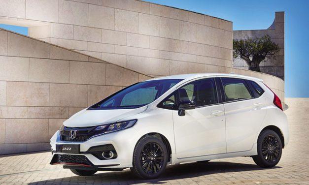 Honda Jazz, un diseño renovado
