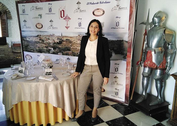 Restaurante Olrey Palacete Toledano