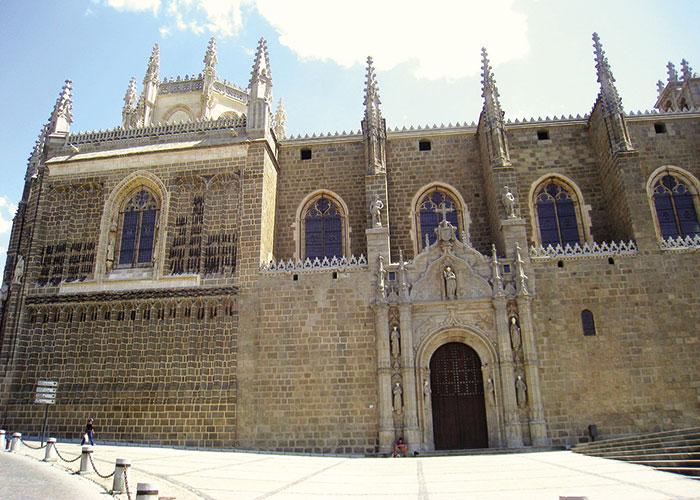 Monasterio de San Juan de los Reyes, Toledo