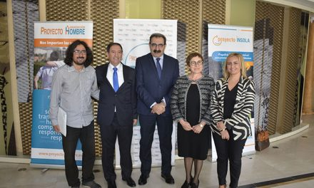 El Gobierno local asiste a la inauguración de la Conferencia Internacional que Proyecto Hombre celebra en Toledo