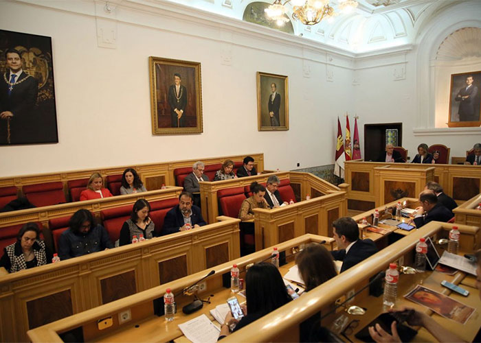 El Debate sobre el Estado de la Ciudad se celebrará el 12 de diciembre y el día 22, el Pleno de Presupuestos para 2018
