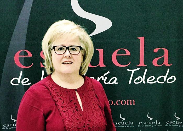 Ángela Fernández, Directora de Escuela de Hostelería Toledo