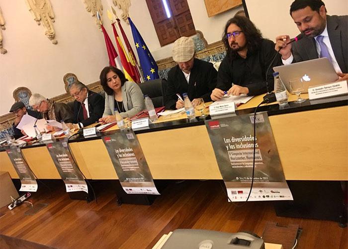 Las políticas de cooperación y desarrollo del Gobierno local llegan al V Simposio Internacional Horizontes Humanos en la UCLM