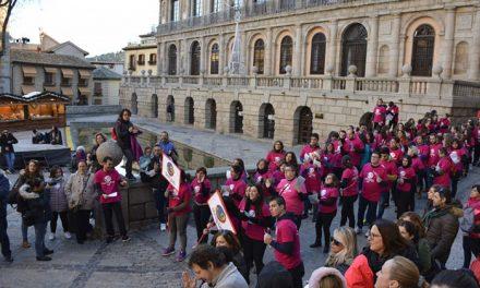 El flashmob Diversitas 2017 recorre las calles del Casco Histórico con animación y música en directo