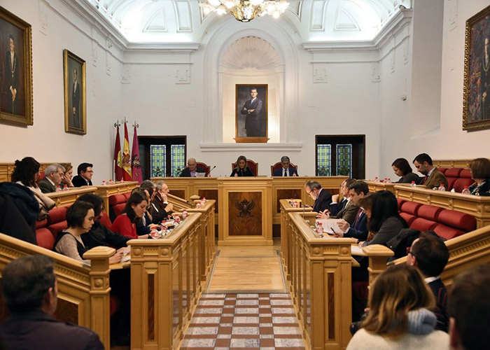 Entra en vigor el Presupuesto municipal para el ejercicio 2018 tras dar cuenta de su aprobación definitiva en el primer Pleno del año