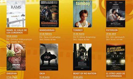 Presentación del nuevo ciclo de Cine Forum Solidario