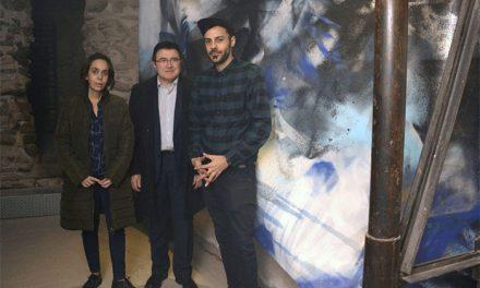 """El artista multidisciplinar Marcos Álvarez expone """"Codex"""" hasta el día 28 en la Cámara Bufa de las Concepcionistas"""