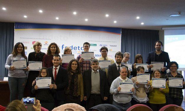 Diez jóvenes de la Asociación Down Toledo reciben formación en nuevas tecnologías como herramienta de integración socio-laboral