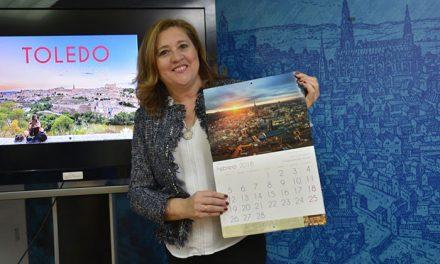 Las citas culturales y doce paseos mes a mes marcan las novedades del calendario fotográfico editado por el Ayuntamiento