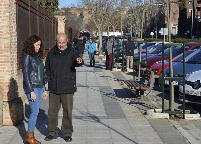 El Plan de Arbolado del Ayuntamiento continúa con la plantación de 57 nuevas unidades en la avenida de Europa