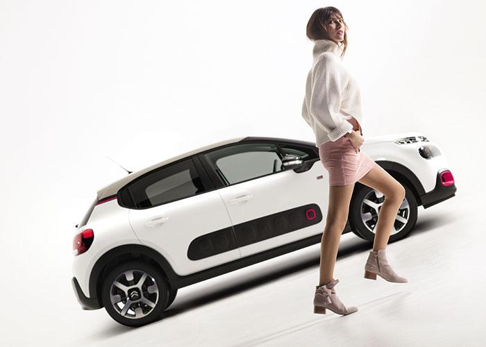 Serie especial Citroën C3 Elle un referente urbano de la Moda