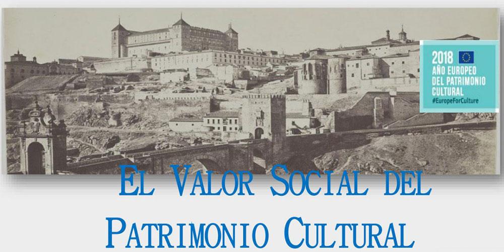 """Toledo se convertirá en """"capital del patrimonio"""" al acoger una importante reunión de gestores culturales de la Unión Europea"""