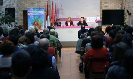 Milagros Tolón destaca que la Escuela Toledana de Igualdad permitirá afianzar los objetivos alcanzados tras la marcha del 8M