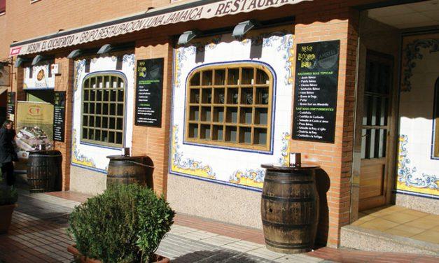 Restaurante Las Parcelas (Complejo Luna Jamaica) El Cuchifrito