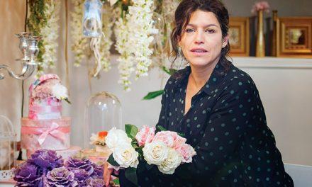 Deborah Rodilla Astudillo, Presidenta de la Asociación de Floristas de Toledo