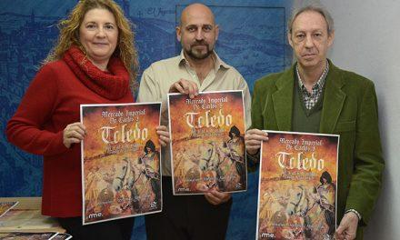 Toledo volverá a ser capital del Imperio de Carlos I con un mercado tematizado que llegará al Paseo de la Vega del 4 al 6 de mayo