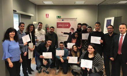 Clausurado el 'Itinerario de Emprendimiento Juvenil' que ha contado con la colaboración del Ayuntamiento