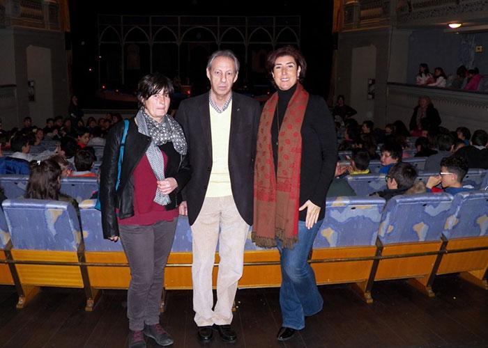 Los conciertos escolares organizados por el Ayuntamiento y La Caixa acercan la música del Magreb a los escolares toledanos