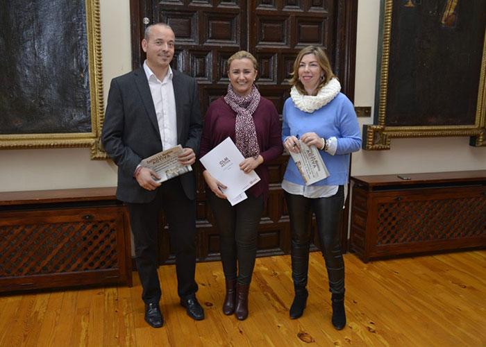 El Ayuntamiento muestra su apoyo a personas con discapacidad física y orgánica a través de la nueva confederación 'CLM Activa'