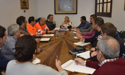 El Ayuntamiento celebra la primera reunión preparatoria de la Semana Grande del Corpus Christi