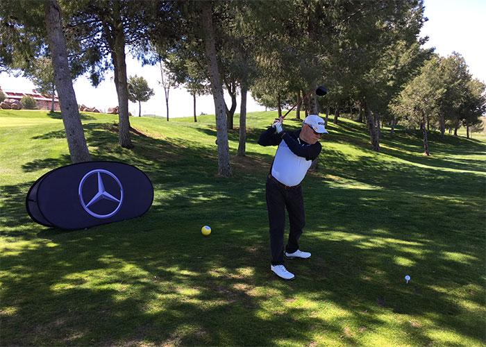Clausurado el Torneo Autokrator de golf