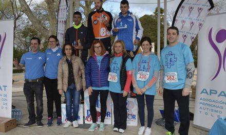 Unas 400 personas participan en la III Carrera y Marcha Solidaria que cierra los actos organizados por el Día del Autismo