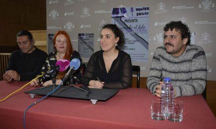 El Teatro de Rojas acoge este jueves el estreno nacional de la obra 'Siguiendo el Hilo' que protagoniza la toledana Sylvia González