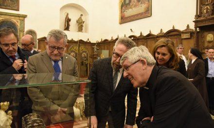 El Ayuntamiento arropa la reapertura del Convento de Santa Clara como una nueva experiencia patrimonial, artística y espiritual