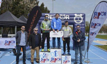 David Magán y Elena Ugena ganan la Media Maratón 'Ciudad de Toledo' que ha contado con la colaboración del Ayuntamiento