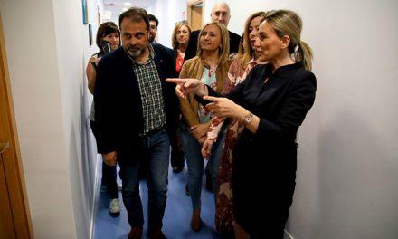 La alcaldesa inaugura la ampliación del centro de Alzheimer, que mejora servicios y prestaciones para usuarios y profesionales