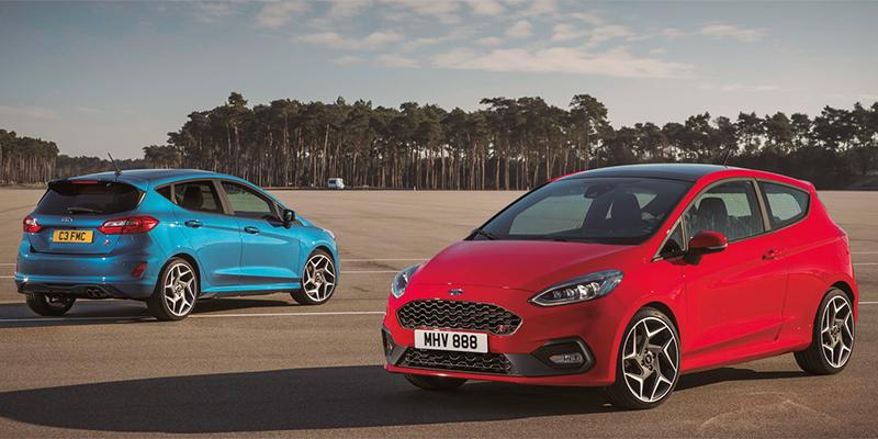 El Nuevo Ford Fiesta ST ofrece un diferencial autoblocante y nueva tecnología de conducción