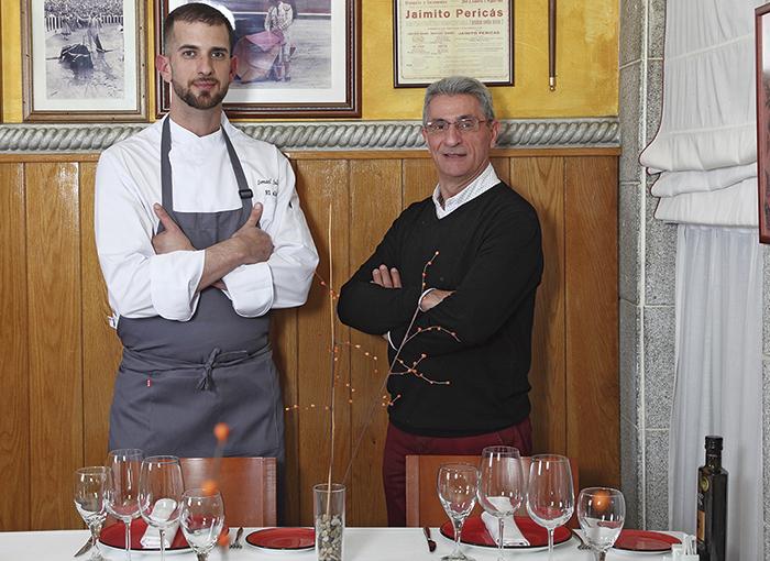 El Albero cambia de gerente y une nuevos platos a los tradicionales
