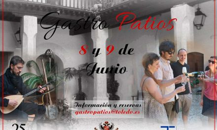La III edición de 'Gastropatios' llega los días 8 y 9 de junio a la Puerta de Bisagra y a los conventos de Santa Isabel y Santa Clara