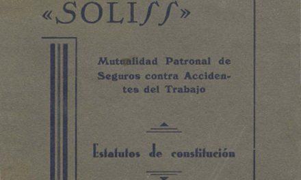 El Archivo Municipal se suma al 85 aniversario de SOLISS