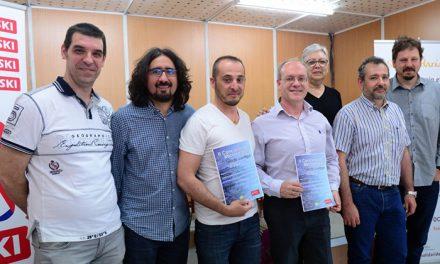 'Palabras Sueltas' de Antonio Arteaga, ganador del II Concurso de Microrrelatos 'Toledo Contigo' del Ayuntamiento y Eroski