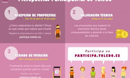 El Ayuntamiento recibe con gran satisfacción las 109 propuestas planteadas por la ciudadanía para los presupuestos participativos