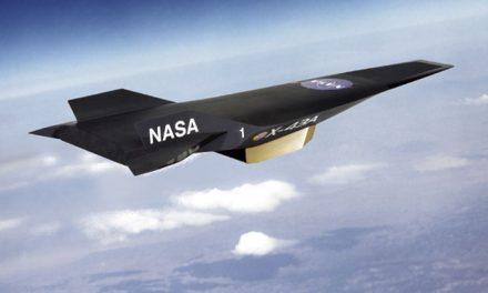 El avión más rápido del mundo