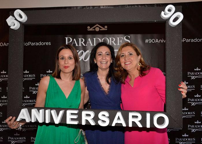 El Ayuntamiento celebra las bodas de oro del Parador de Toledo y valora sus 50 años de éxitos, aciertos y realizaciones