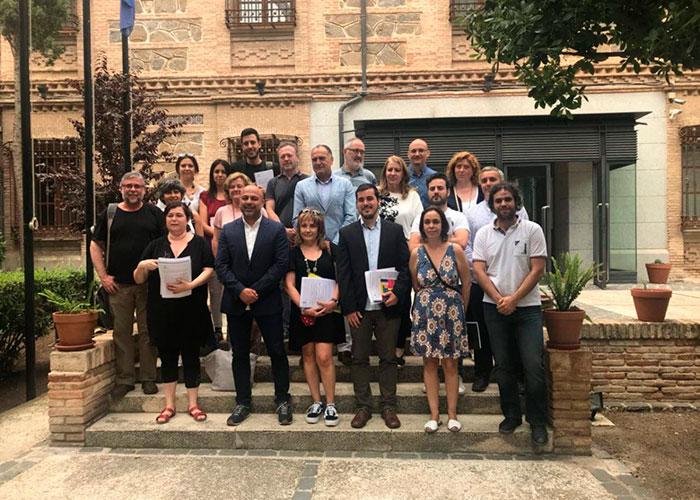 El Ayuntamiento participa en el encuentro de cooperación institucional de la Ley regional de Participación Ciudadana