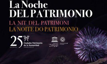 Toledo vivirá el 15 de septiembre 'La Noche del Patrimonio', una iniciativa de Ciudades Patrimonio con motivo de su 25 aniversario