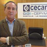 Ángel Nicolás, Presidente de CECAM (Confederación de Empresarios de Castilla-La Mancha)