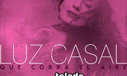 Salen a la venta las entradas del concierto que Luz Casal ofrecerá en Toledo el 14 de agosto con motivo de la Feria y Fiestas