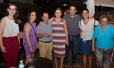 Arrancan la Feria y Fiestas del barrio de La Cornisa que contarán con actuaciones musicales en el Barco de Pasaje hasta el domingo