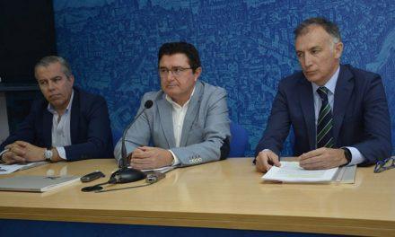 El Ayuntamiento incluye los ejes Bisagra-Zocodover y Cambrón-Tránsito en un proyecto de mejora señalética comercial y turística